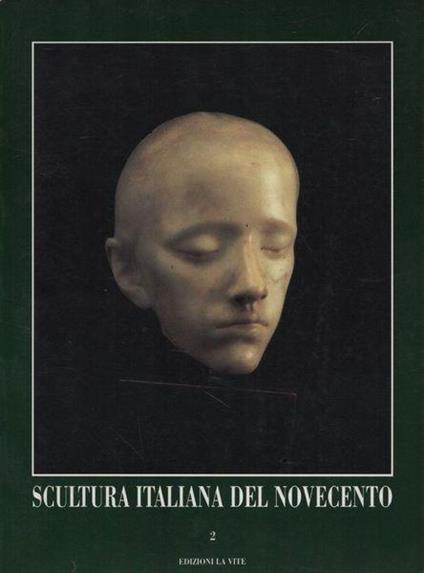 Scultura italiana del Novecento - Antonino Lombardo - copertina