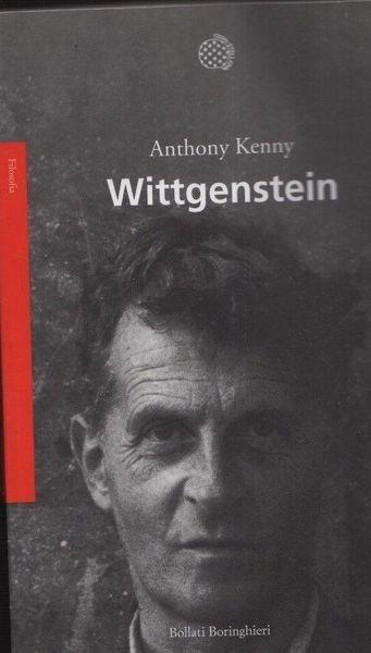 Wittgenstein - Anthony Kenny - copertina