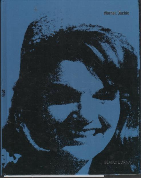 Warhol: Jackie di: Bibi Khan - copertina