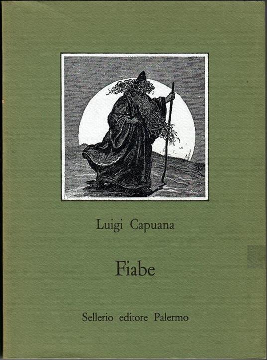 Fiabe - Luigi Capuana - copertina