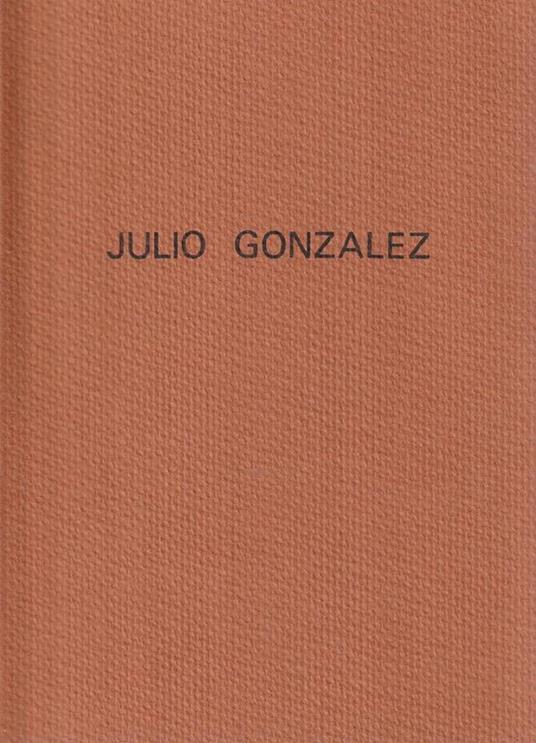 Julio Gonzales Les Maternités - J. Gilbert - copertina