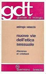 Nuove vie dell'etica sessuale