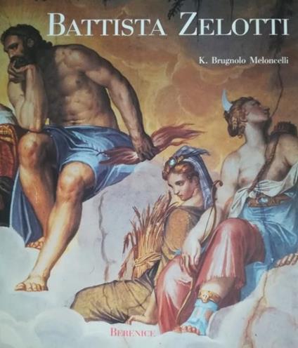 Battista Zelotti - copertina