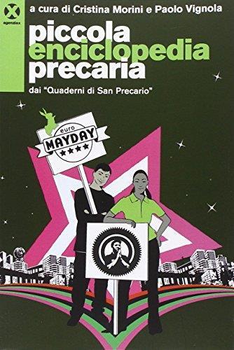 Piccola enciclopedia precaria dai «Quaderni di San Precario» - Paolo Vignola - copertina