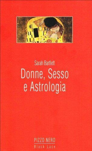 Donne, sesso e astrologia - Sarah Bartlett - copertina
