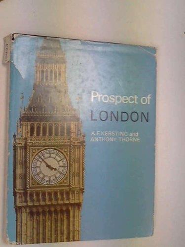 Prospect of London - copertina