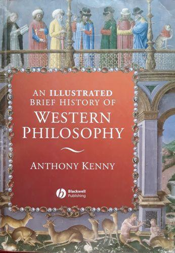An illustrated brief history of western philosophy - Anthony Kenny - copertina