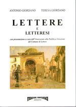 Lettere e letteresi