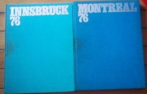 Innsbruck Montreal 76 - copertina