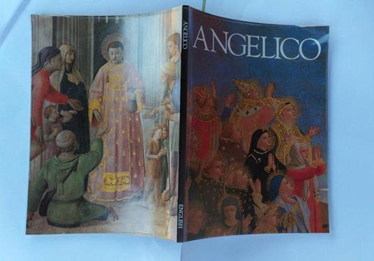 Angelico - John Pope-Hennessy - copertina