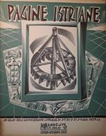 Pagine Istriane: Pola anno 4, III serie, n.14 - 15 Luglio - ottobre 1953