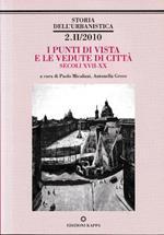 I punti di vista e le vedute di città: secoli XVII-XX, vol. 2° di: Paolo Micalizzi, Antonella Greco