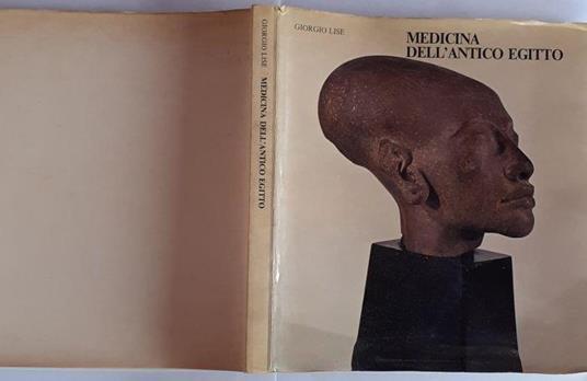 Medicina dell'Antico Egitto - Giorgio Lise - copertina