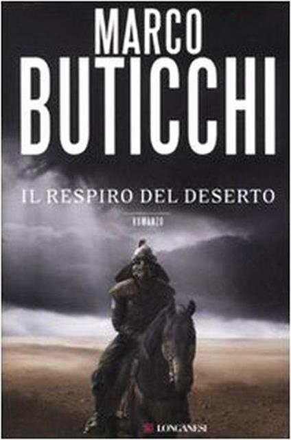 Il respiro del deserto - Marco Buticchi - copertina