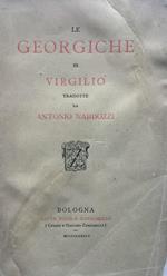 Le Georgiche di Virgilio tradotte da Antonio Nardozzi