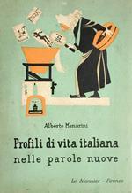 Profili di vita italiana nelle parole nuove