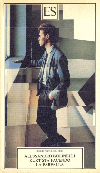 Kurt sta facendo la farfalla - Alessandro Golinelli - copertina
