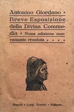 Breve esposizione della Divina Commedia
