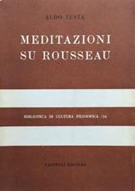 Meditazioni su Rousseau. Dal contratto sociale al dialogo sociale