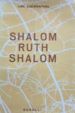 Shalom Ruth shalom