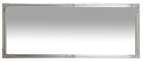 Specchiera da appendere verticale/orizzontale L72xPR3xH180 cm finitura argento anticato. - 2