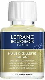 Olio di papavero Lefranc & Bourgeois flacone 75ml