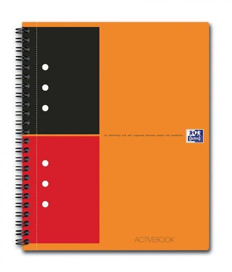 Oxford 100104067 quaderno per scrivere Arancione A5