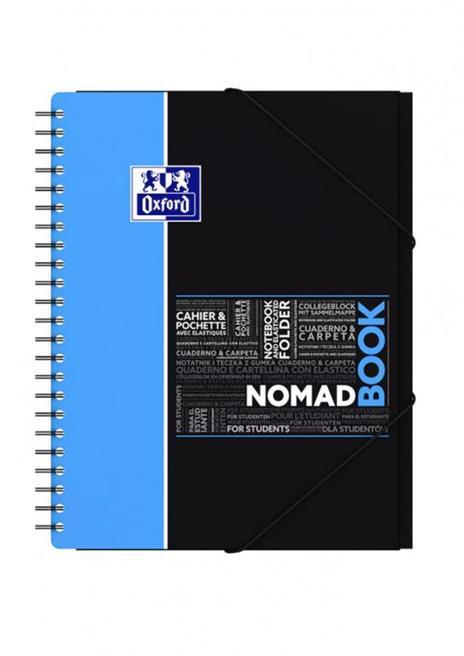 Oxford 400019522 quaderno per scrivere Porpora, Rosa, Giallo, Blu A4
