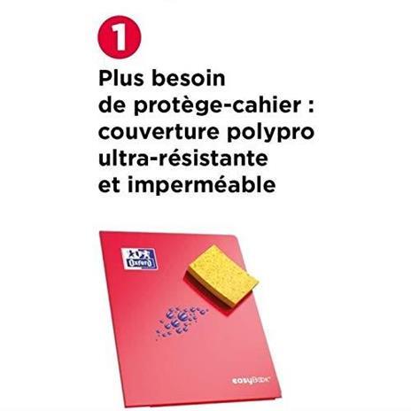Notebook Easybook spillati Arancione - 2