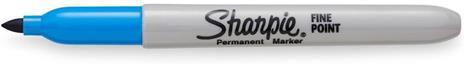 Sharpie Fine marcatore permanente Blu Punta sottile 12 pezzo(i) - 2