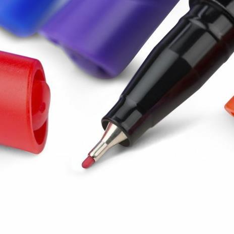 BIC 953035 marcatore Fine Nero, Blu, Marrone, Verde, Grigio, Azzurro, Verde chiaro, Lillà, Arancione, Rosa, Porpora, Rosso, Giallo 20 pezzo(i) - 3