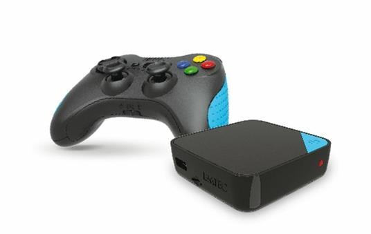 Emtec GEM Box Nero, Blu 16 GB Wi-Fi - 3
