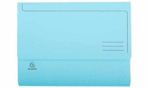 Exacompta 47972E cartella A4 Cartoncino Blu - 2
