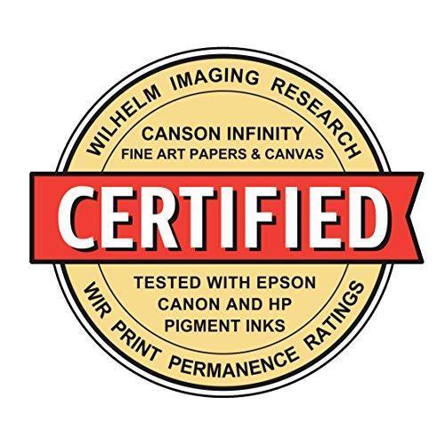 Canson Infinity PhotoGloss Premium RC carta fotografica Bianco Lucida A3+ - 2