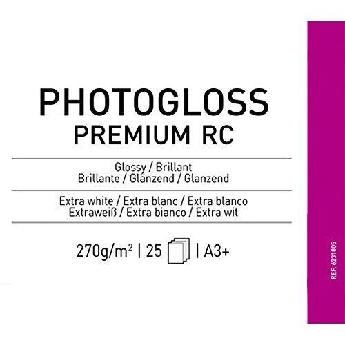 Canson Infinity PhotoGloss Premium RC carta fotografica Bianco Lucida A3+ - 3
