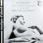 Quartetto per Archi n.3 Op.18 n.3 in re