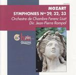 Sinfonia n.29 K201 in La
