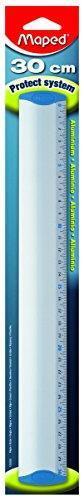 Maped 120030 Desk ruler Alluminio 30 cm 1 pezzo(i) - 4