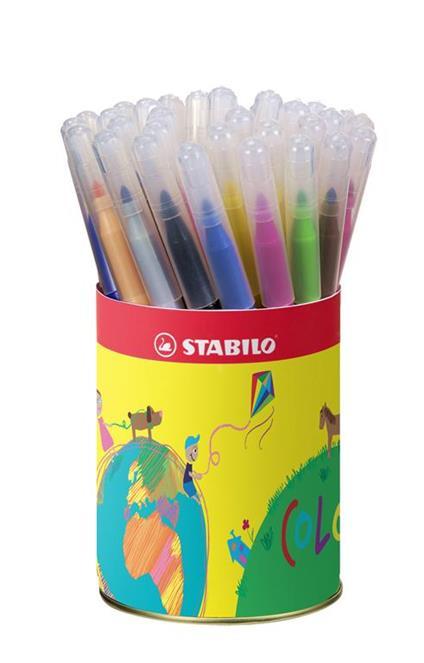 STABILO F-498000 marcatore Multicolore 36 pezzo(i)