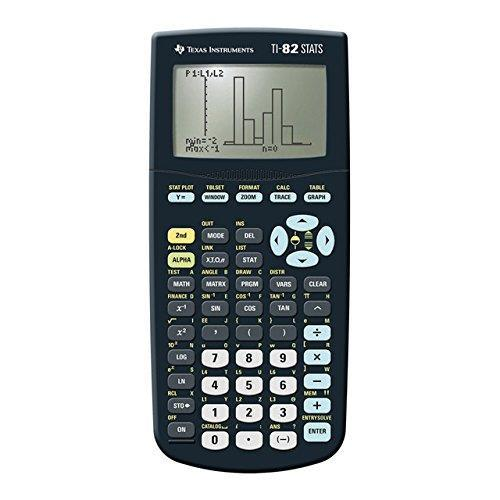 Texas Instruments 82St/Tbl/3E5 Graphing Calculator