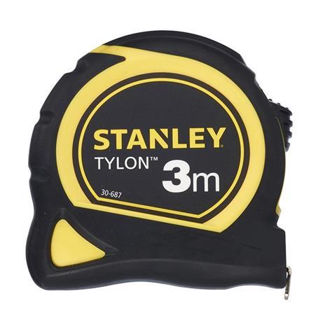 Stanley 0-30-657 rotella metrica 8 m ABS sintetico
