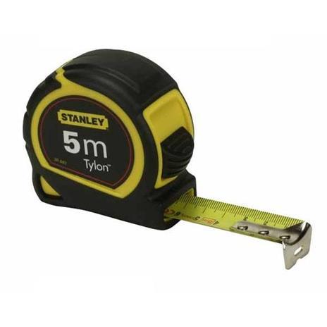 Stanley 0-30-697 rotella metrica 5 m Nero, Giallo