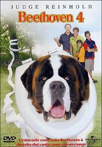 Beethoven 4 (DVD) di David Mickey Evans - DVD