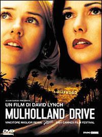 Mulholland Drive di David Lynch - DVD