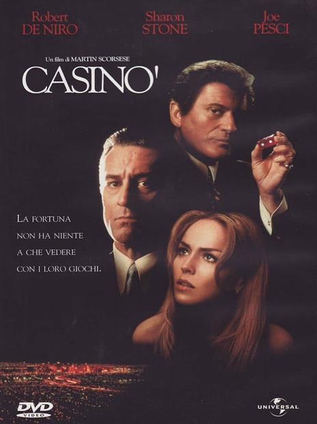 Casinò di Martin Scorsese - DVD