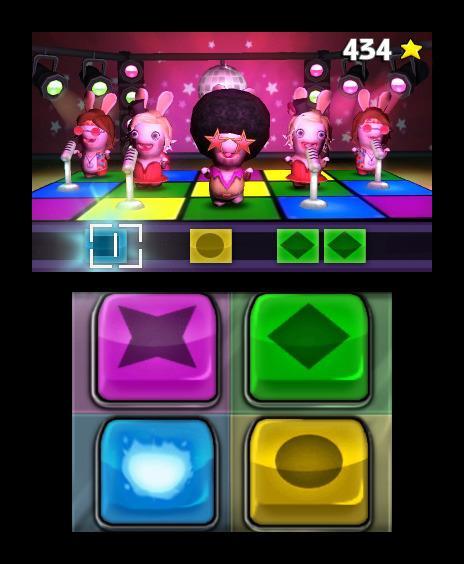 Rabbids Rumble - 3DS - 2