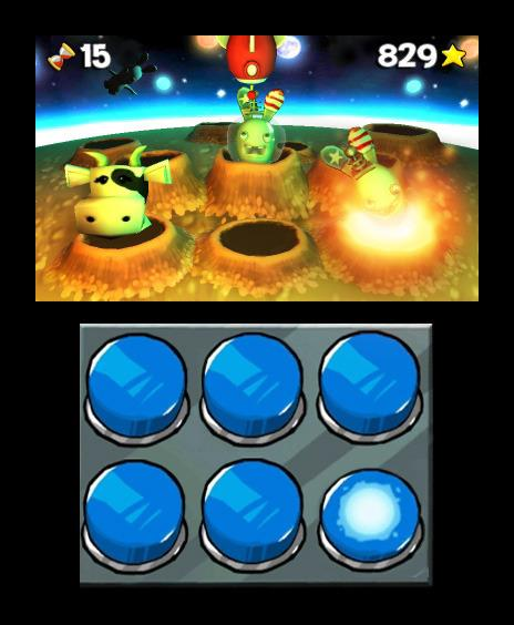 Rabbids Rumble - 3DS - 3