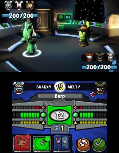 Rabbids Rumble - 3DS - 4