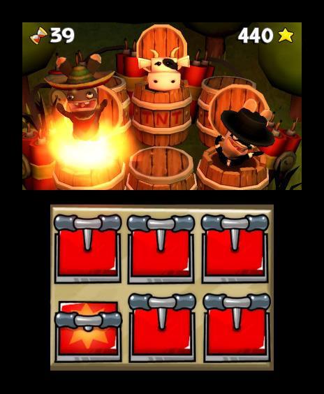 Rabbids Rumble - 3DS - 6