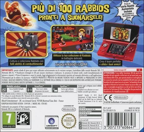 Rabbids Rumble - 3DS - 8